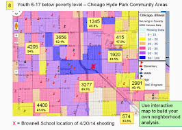 Chicago Neighborhood Map Tutor Mentor Institute Llc Follow Up To Chicago Violence Map