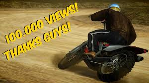 motocross madness 4 gta iv route 66 motocross madness thanks for 100 000 views