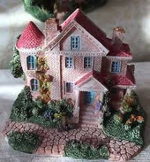 painted resin miniature house ornaments large ebay stuff