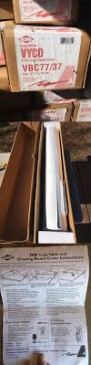 Drafting Table Vinyl Other Drawing Supplies 11784 Alvin Vyco 5 Ply Vinyl Board 37 5 X