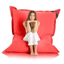 sitzsack big bag original lazy bag indoor u0026 outdoor sitzsack xxl 400l