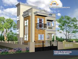 Home Design 3d Elevation by 3d Kerala House Designs Ifmore