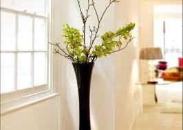 clear glass floor l tall clear glass floor vases grousedays org