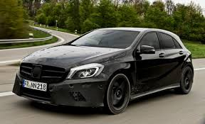 mercedes hp mercedes a45 amg confirmed 350 hp rear biased awd updated