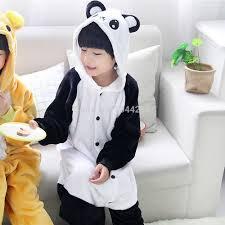 halloween costume unicorn halloween dress party boy pajamas anime animals bear panda