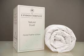 All Seasons Duvets Goose Feather And Down All Seasons Duvet By The Lyndon Company