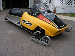 1978 ski doo ss clone chassis with 500cc snopro engine setup for