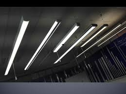 linkable led shop lights usa canada 4ft wrap ceiling dlc stairwell dimming linear office