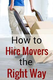 Hiring Movers Best 25 Moving Company Quotes Ideas On Pinterest Long Distance