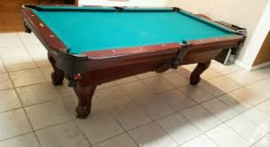 7ft pool table for sale 7ft pool table with extras for sale in abilene texas classified