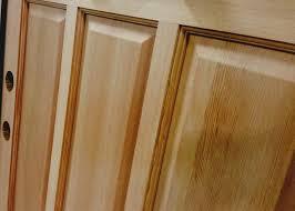 Exterior Door Varnish Exterior Fir Entry Door And Sidelight Heritage Millwork Inc