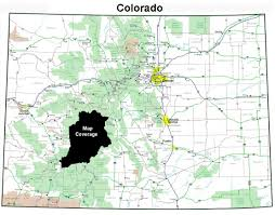 Conifer Colorado Map by Colorado Black Population Chevrolet Cars New U0026 Used Chevy