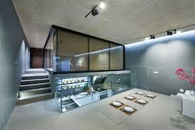 interior design for split level homes sleek and modern interior design of a split level home