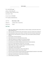 carpet cleaning resume u2013 meze blog