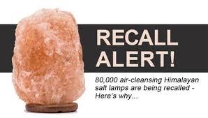 himalayan salt l recall himalayan salt rock safety concerns council bluffs iowa lawyers