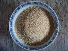 cuisiner manioc gari comment cuisiner la semoule de manioc par christophe certain