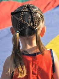 Festliche Frisuren Lange Haare Kinder by Die Besten 25 Kleines Mädchen Haar Ideen Auf Haare