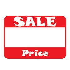 price stickers ebay