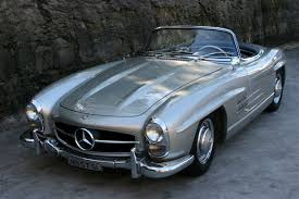 1957 mercedes 300sl roadster for sale by treaty 2