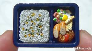 re ment collectables 20 bento lunch youtube