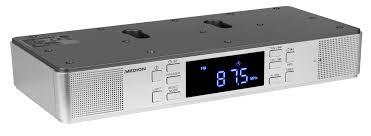 radio de cuisine medion e66550 radio de cuisine bluetooth md 43550 tuner