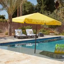 Patio Umbrella Wedge Orange Patio Umbrellas Shop The Best Deals For Nov 2017