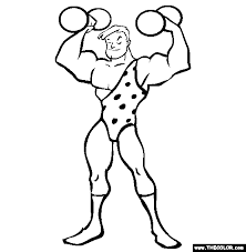 circus coloring pages printable circus online coloring pages page 1