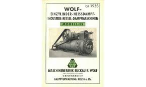 Carl Miller Bad Magdeburg R Wolf Ag