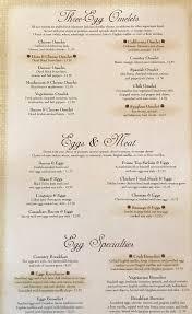 Cottage Inn Menu by Spyglass Inn Restaurant Menu Spyglass Inn Restaurant