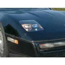 ecklers corvette c4 corvette headlight system lemans style 1984 1996