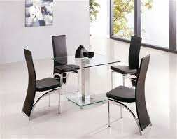 Dining Table For 4 Fancy 4 Chair Dining Table With Dining Room Brilliant Dining Table