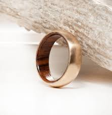 weddings 10k 10k yellow gold wood lined band available in yellow white or