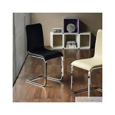 chaise pour salle manger midj chaises cuir adele chaises cuir chaises salle à manger
