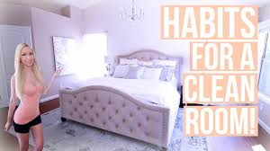 how to keep your room clean habits for a clean room youtube