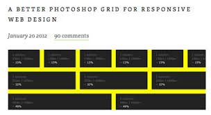 responsive web design layout template based web design resources