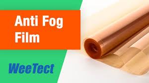 permanent anti fog film zero fog plastic film manufacturer