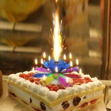 spinning birthday candle magic birthday candle ebay