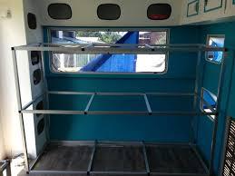 Bunk Beds For Caravans Best 25 Caravan Bunks Ideas On Pinterest Caravan Bunk Rv Bunk