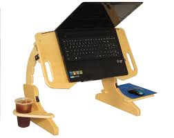 Desk Laptop Stand by Amazon Com Adapdesk Portabe Foldable Adjustable Desk Laptop Bed