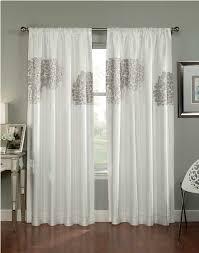 White Taffeta Curtains Curtain Amusing Faux Silk Curtain Panels Silk Drapery Panels