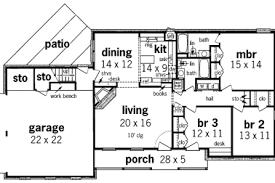simple house floor plans 32 easy one floor plans unique simple 2 house plans