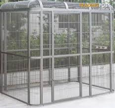 heat l for bird aviary large bird cage parrot walk in aviary 200 h x220 l x160 w cm ed57