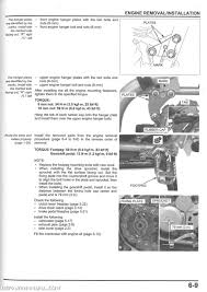 2003 2016 honda crf230f motorcycle service manual