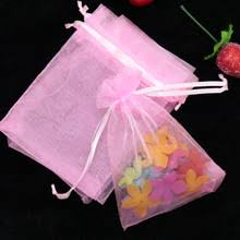 pink organza bags popular 5x7 organza bags buy cheap 5x7 organza bags lots from