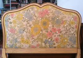 How To Button Upholstery How To Upholster A Framed Diamond Tufted Headboard Little Green