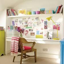 Diy Desk Decor Ideas Furniture Modern Home Office Design With Floating Desk Ikea
