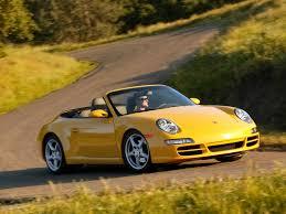 porsche 911 convertible 2005 porsche 911 carrera cabriolet 997 specs 2005 2006 2007 2008