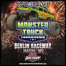schedule monstertruckthrowdown monster