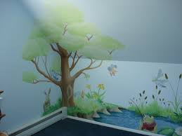 how to paint a tree mural on a wall amusing how to paint a wall mural in a bedroom for your hand painted tree wall