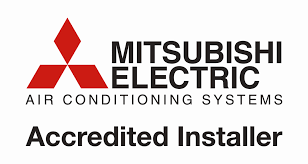 mitsubishi electric cooling and heating accreditations